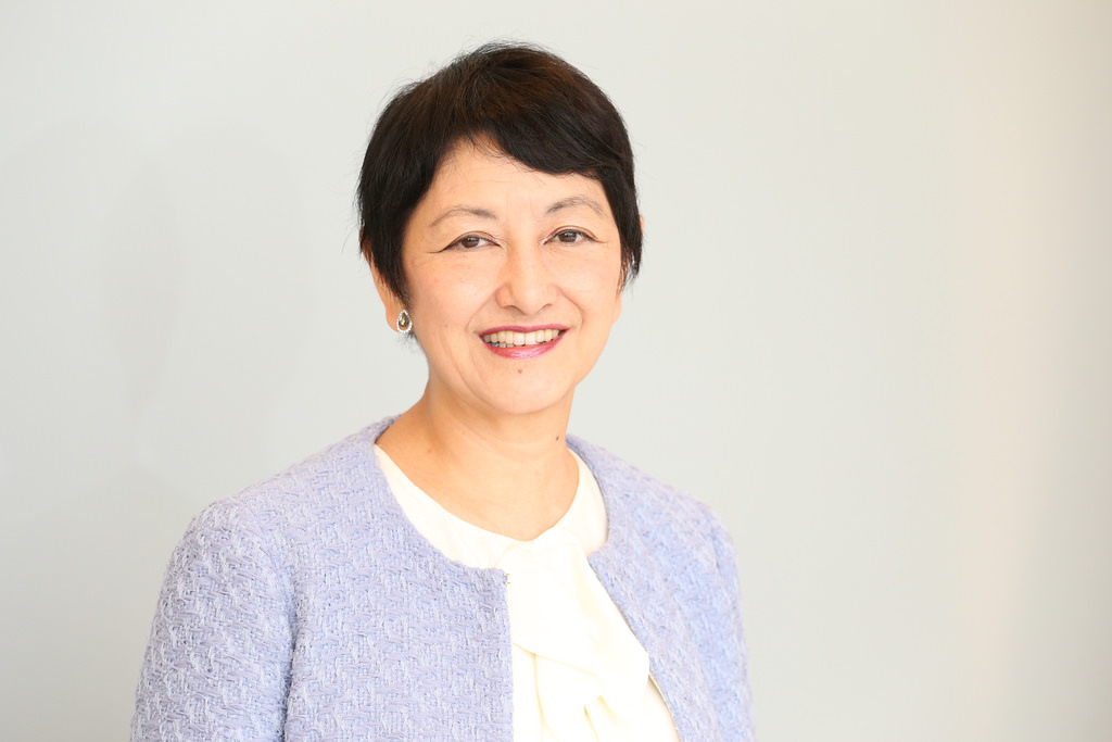 Miyuki Suzuki, President for Cisco Asia Pacific, Japan and Greater China (APJC)