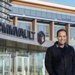 Sanjay Mirchandani, CEO of Commvault