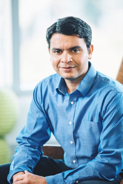 Mohit Aron, Cohesity Founder and CEO (Image: Cohesity)